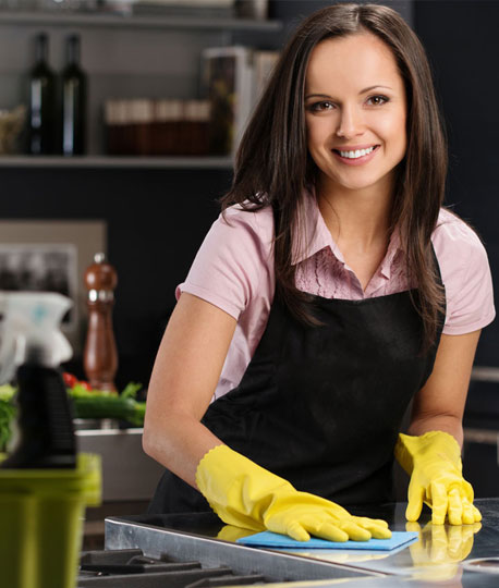 Commercial Cleaning in Staffordshire
